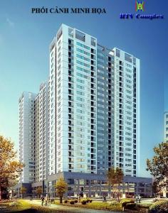 tiến độ dự án chung cư htv complex