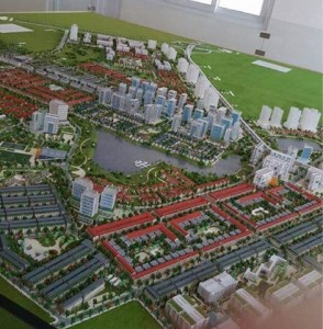 Tổng quan dự án Liền kề Thanh Hà.