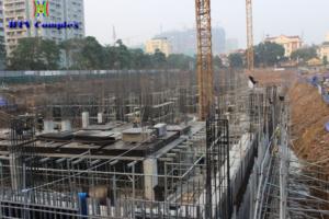 tiến độ dự án htv complex