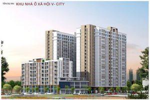 Chung Cư V City Bắc Ninh