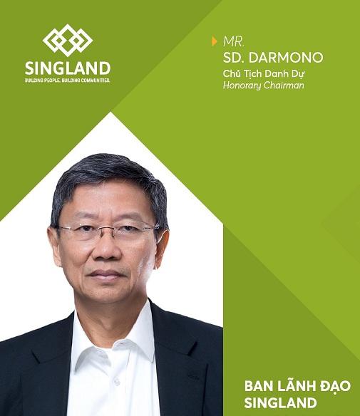 Chủ tịch danh dự chủ đầu tư dự án khu đô thị Sing Garden Bắc Ninh