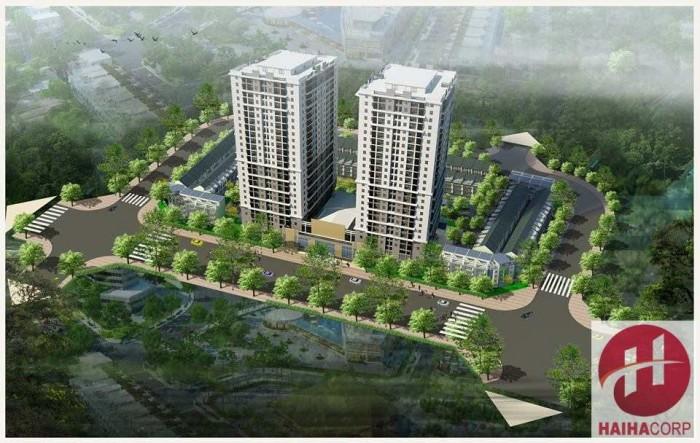 Chung cư HC Golden City 319 Bồ Đề Long Biên