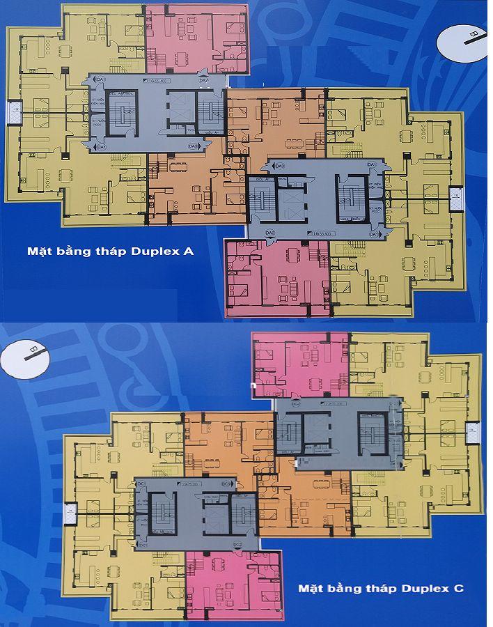 Thiết kế căn hộ dự án westlake tây hồ