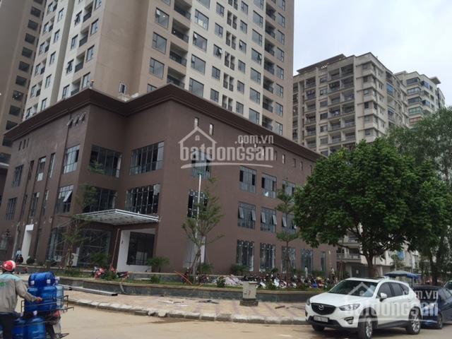 ảnh chụp thực tế toà nhà ct1ab chung cư vov mễ trì