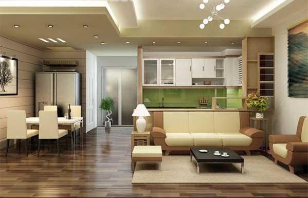 Thiết kế căn hộ chung cư Booyoung vina