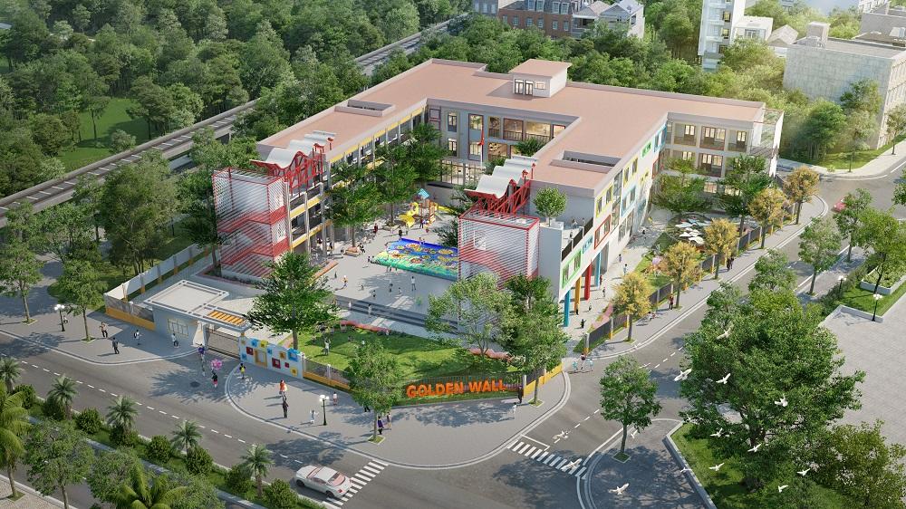 Hệ thống trường học cho trẻdự án epic's home11