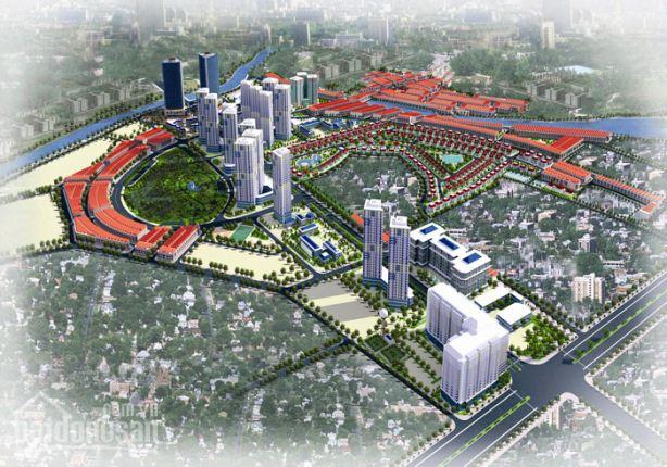 Quy hoạch khu đô thị Mỗ Lao