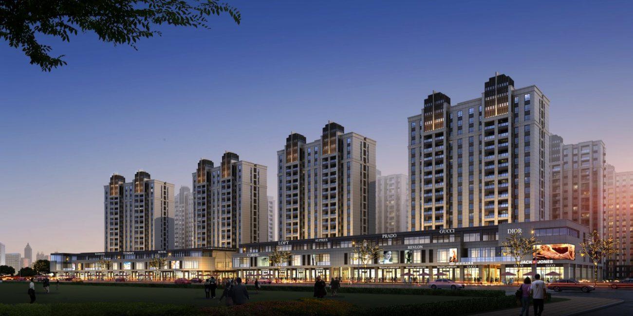 chọn mua chung cư, nên xem xét kĩ vị trí, cảnh quan xung quanh tòa nhà